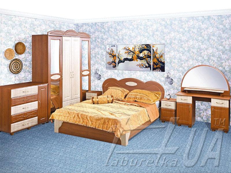"""Спальний гарнітур """"Мілена"""""""