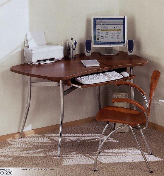 Комп'ютерний стіл О-230